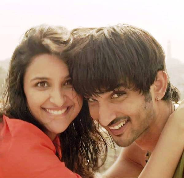 Parineeti Chopra and Sushant Singh Rajput in SDR (Pic courtesy: yrf)