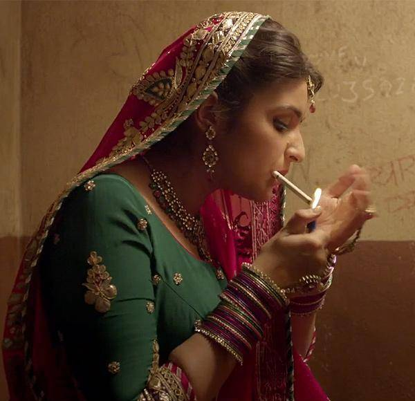Parineeti Chopra in SDR (Pic courtesy: yrf)