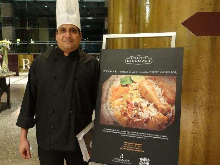 Chef Rehman