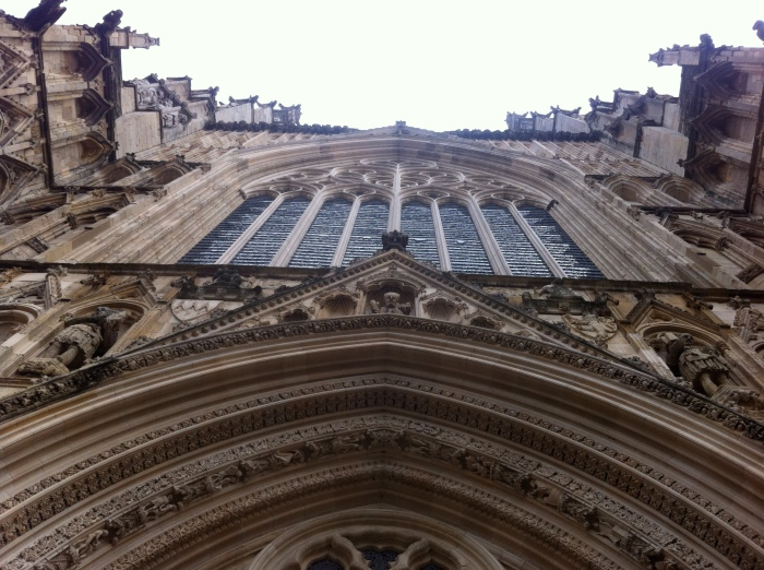 "York Minster - ""the building that kicked off my love for architecture and my interests in building and the history surrounding them, you could even say this is why am I who I am today"" says Samuel on his blog"