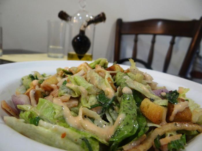 Pronto's Special Salad