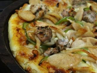 Pronto's Special Pizza