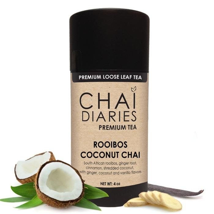 roobios coconut chai