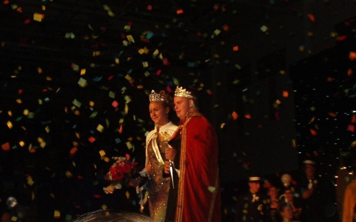 The Homecoming King - 2003