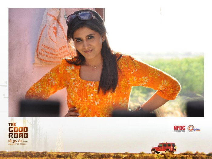 Sonali Kulkarni plays the mother of 'Adity'. She lifted the spirits of this movie by accepting the role.