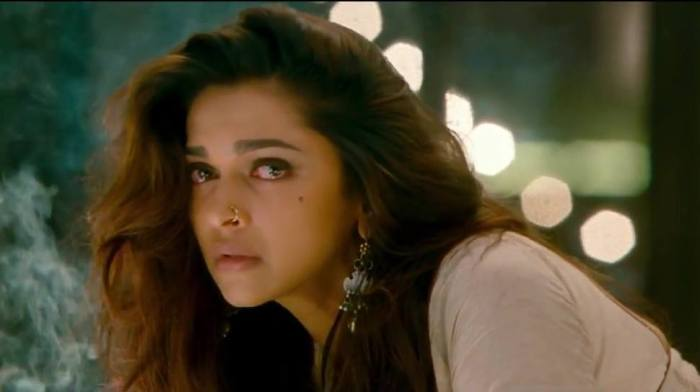 One of Deepika's best shots in the Movie