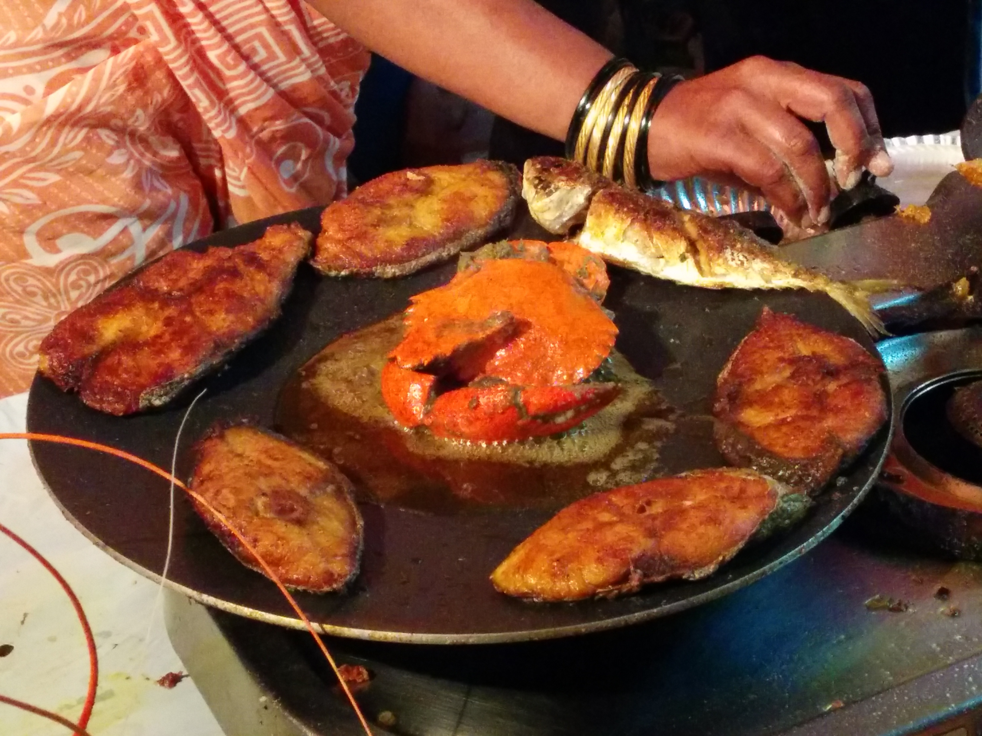 India food trends 2015 what will keep you hungry for more for Local fish fry