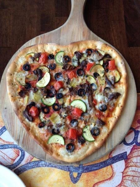La Pizza pieno di Amore'