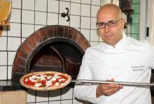 Pizza Acrobat;Chef Pasqualino Barbasso - JW Marriott Mumbai (2)
