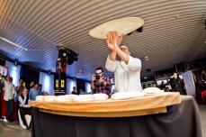 Pizza Acrobat;Chef Pasqualino Barbasso - JW Marriott Mumbai (4)