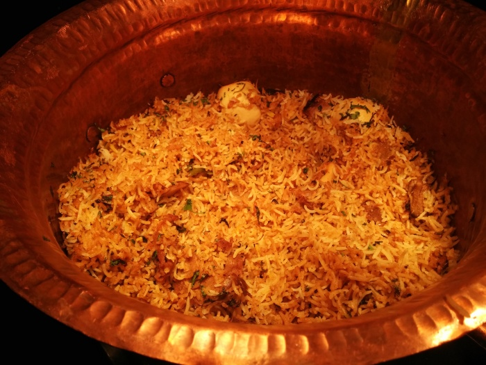 Calcutta Mutton Biryani