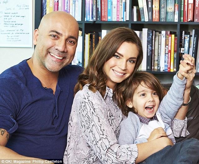 Sarah Todd's family
