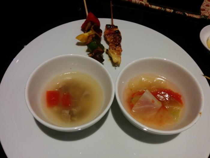 The Soups- Kambing Malaysia & Tomato Campur