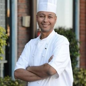 Chef Indrajit Saha, Executive Chef, Sofitel Mumbai BKC