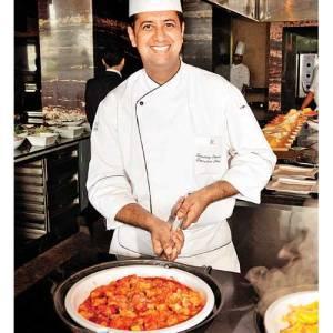 Chef Sandeep Pande, Executive Chef, Renaissance Mumbai Convention Centre Hotel