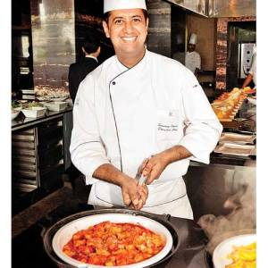 Chef Sandeep Pande, Executive Chef, Renaissance Mumbai Convention Centre Hotel