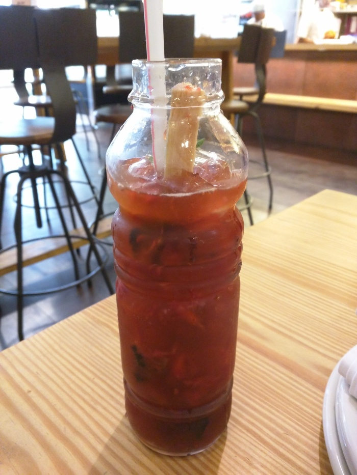 Orange Berry Iced Tea