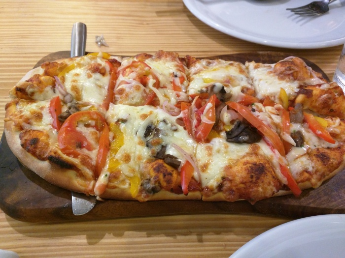 Pan Fresca Pizza