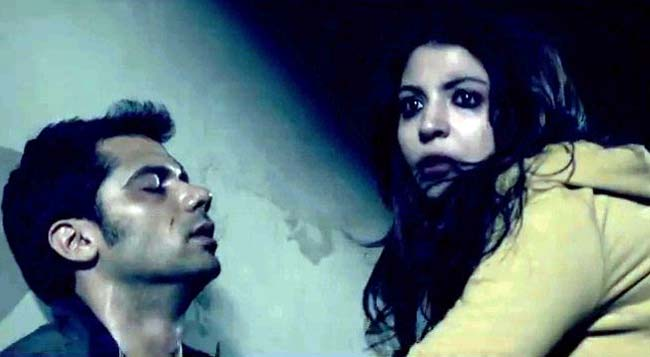 A still from NH10