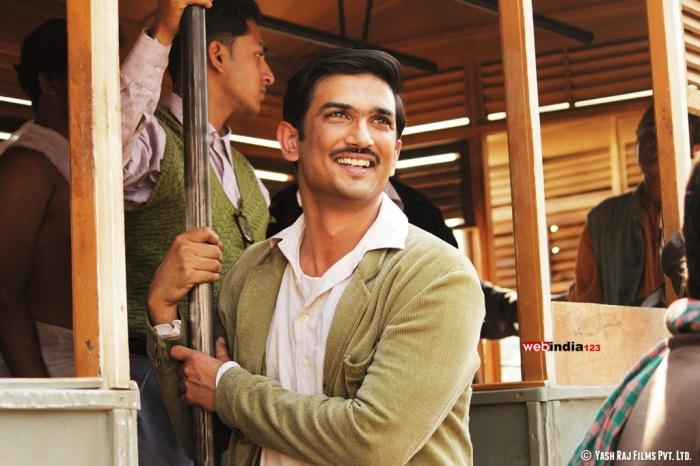 Sushant Singh Rajput as Detective Byomkesh Bakshi