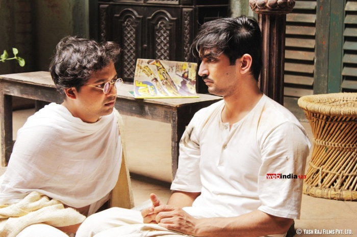 Still from Detective Byomkesh Bakshi