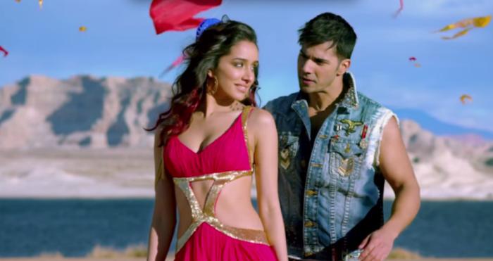Shraddha Kapoor & Varun Dhavan in ABCD 2