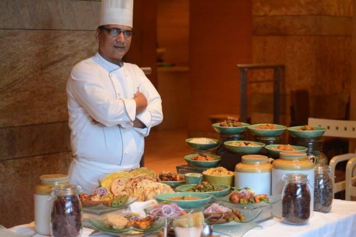 Chef Varun Rana