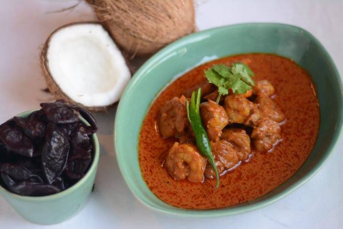 Malvani Prawn Curry
