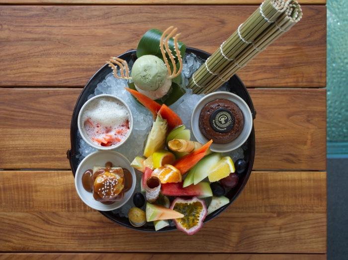 Omakase Dessert Platter