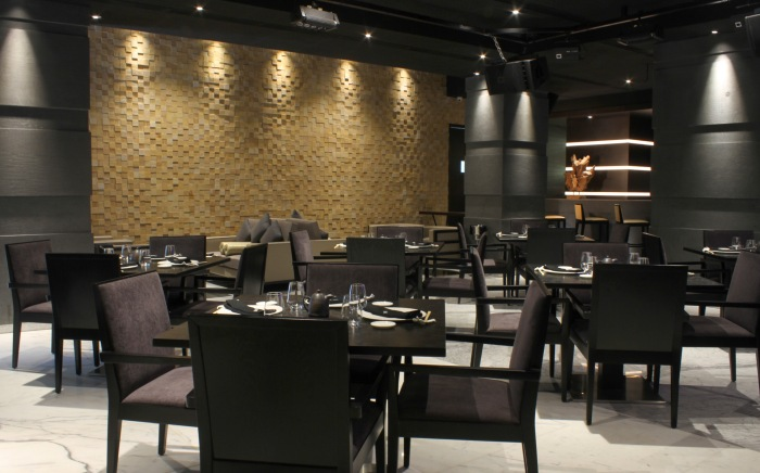 Ruka Dining Interior