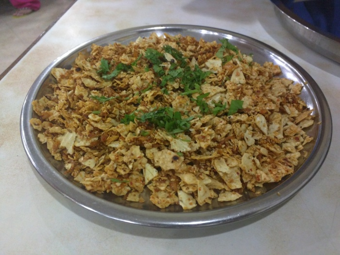 Papad Chura at Bhagat Tarachand