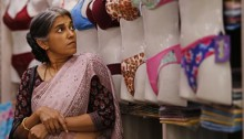 Usha Parmar (Ratna Pathak Shah) in Lipstick Under My Burkha