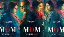 Movie Review - Mom: Sridevi at her impactful best in this brutal yet riveting revenge drama!