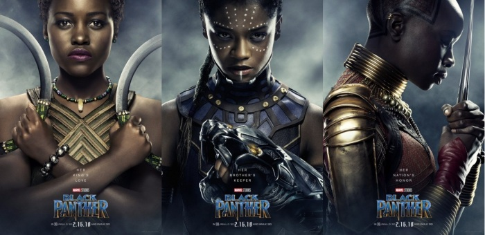 Shuri has a tap on advance technology the character brings in hilarious movements and hence lightening up the tense effect and fills in a little laughter to the film!