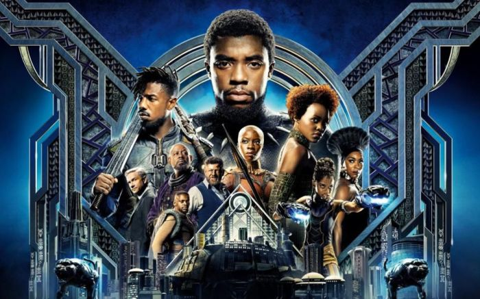 Black Panther - A Near-Perfect Superhero Saga!