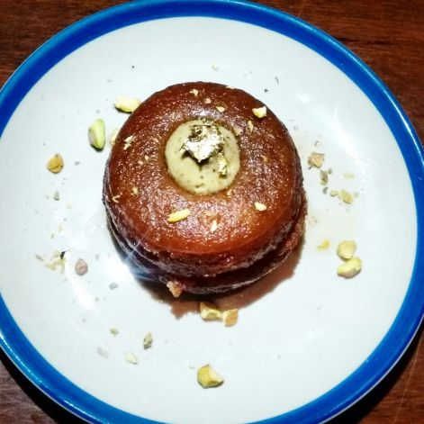 Gulab Nut at The Bombay Canteen (PC - Burrp)