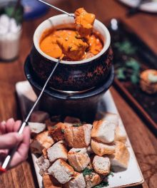 Pav Bhaji Fondue (PC - theinspiratron.tumblr.com)