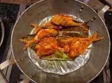 Bangado Bhajillo - Mackerel Fry