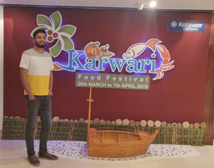 A taste of Karwar in the city!